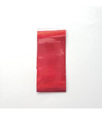 Transfer Foil Laser Red