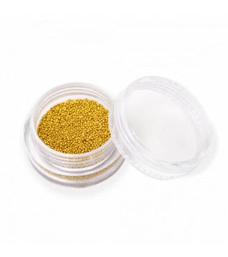 Microcaviar Dourado 0,8mm