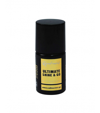 Ultimate Shine & Go Clear 15ml