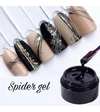 Spider gel Black 5ml