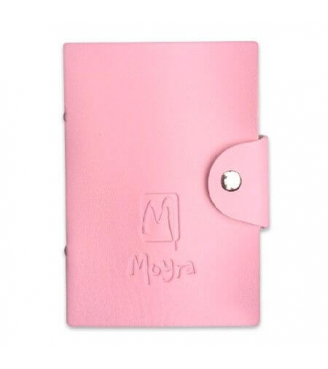 Álbum de Placas Rosa